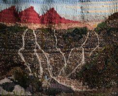 Penny Bamford, Weaving/Needlefelting
