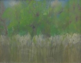 Réka Zoltán, Spring, Watercolor