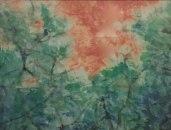 Réka Zoltán, Summer, Watercolor