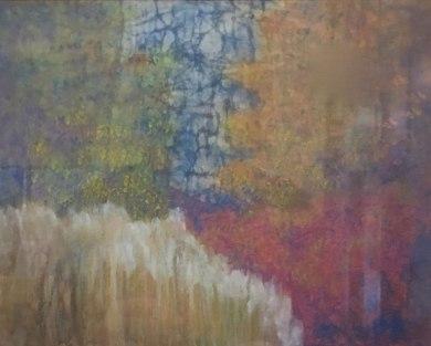 Réka Zoltán, Fall, Watercolor