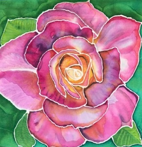 Stephanie Strong, English Rose