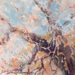 Beryl Adams, Whim Wham II, Watercolor