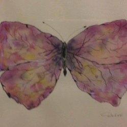 Danila Van Veen, Just Me, Watercolor