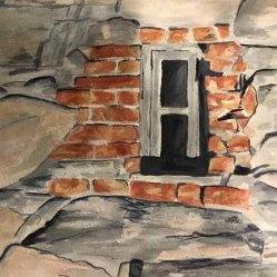 Gwen Callahan, Why, Watercolor