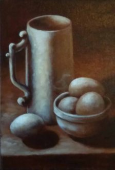Karen McCormick, The Weaver's Eggs