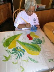 Silk Painting Workshops 3